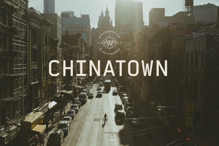 CHINATOWN | PERSONAL JOURNAL